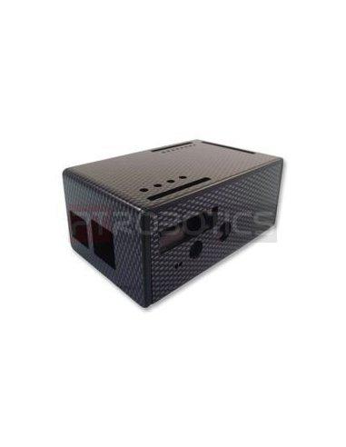 Raspberry PI FACE Box Carbon