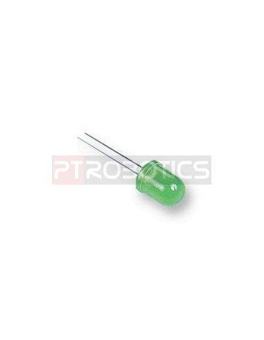 Pisca LED   Flashing Led 10mm Verde   Pisca Led  