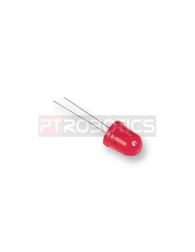 Pisca LED | Flashing Led 10mm Vermelho