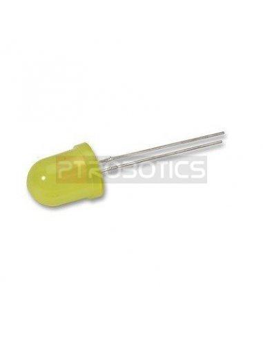 Pisca LED | Flashing Led 10mm Amarelo | Pisca Led |