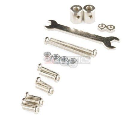 Robotic Claw Pan/Tilt Bracket - MKII
