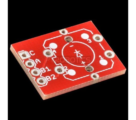 LED Tactile Button Breakout | Tactile Switch |