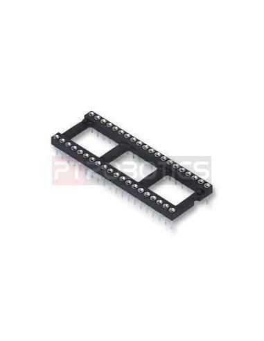 Socket Dil Machined 40Way 0.6 | Sockets |