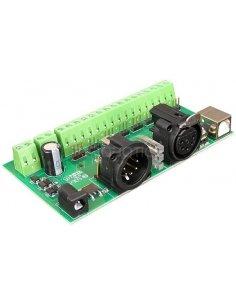 DMX-USB-RX-D8 - 8 Channel Digital Output Module