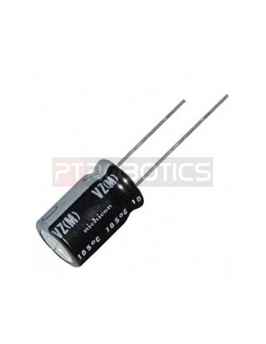 Condensador Electrolitico 470uF 16V 105º