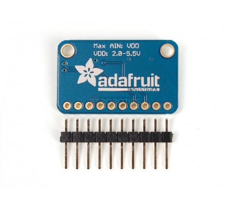 ADS1015 12-Bit ADC - 4 Channel with Programmable Gain Amplifier | Varios |