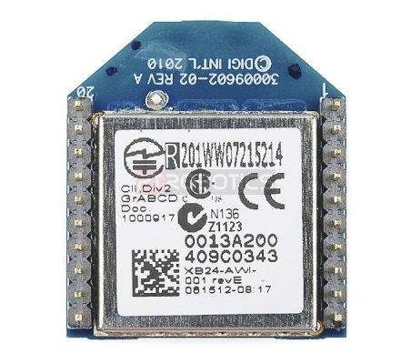 XBee 1mW Wire Antenna - Series 1 (802.15.4) - XB24-AWI-001