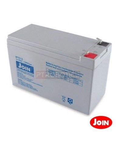 Bateria Chumbo Join 12V 7A | Baterias de Chumbo |