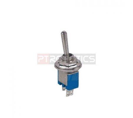 Miniature Toggle Switch SPDT - 250V 1.5A