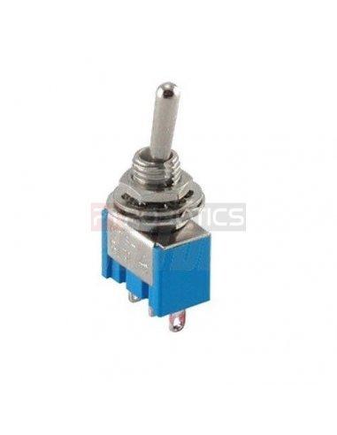 Toggle Switch SPDT - 250V 3A