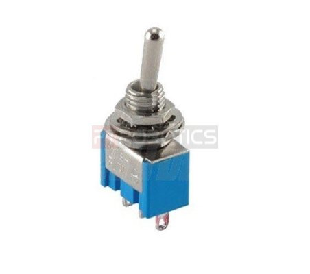 Interruptor Toggle SPDT - 250V 3A | Toggle Switch |