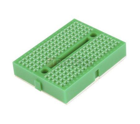 Breadboard Mini Self-Adhesive Verde