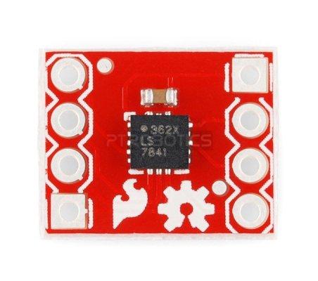 Triple Axis Accelerometer Breakout - ADXL362