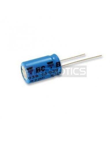 Condensador Electrolitico 1500uF 6.3V