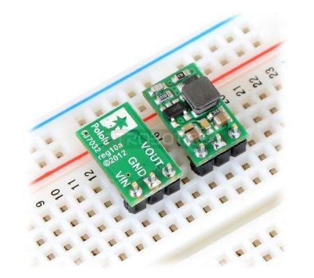 Pololu 12V Step-Up Voltage Regulator | Regulador de Voltagem U3V12F12 | Alimentação |