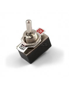 Toggle Switch 250V 2A
