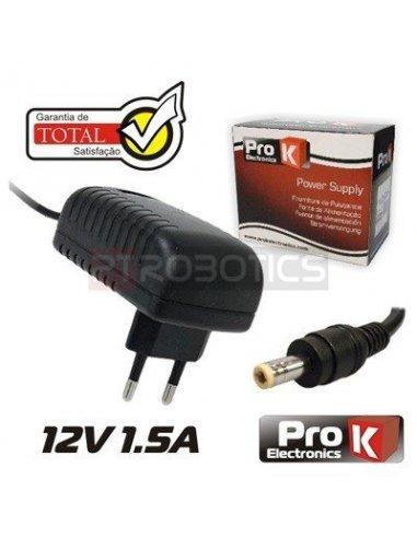 Switching Power Supply 12V 1.5A | Fonte de Alimentação |