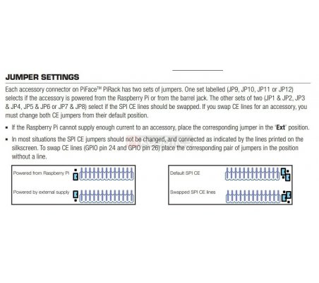PIRack - Expansion base for Raspberry PI   HAT   Placas de Expansão Raspberry Pi  