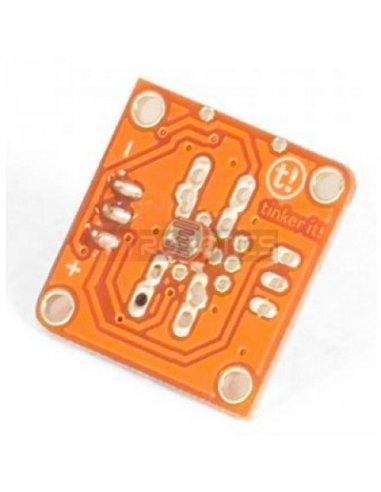 TinkerKit LDR Sensor   Sensores Ópticos  