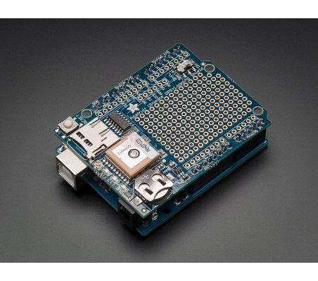Adafruit Ultimate GPS Logger Shield | GPS |