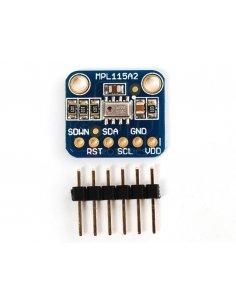 MPL115A2 - I2C Barometric Pressure and Temperature Sensor