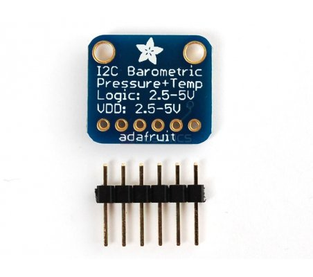 MPL115A2 - I2C Barometric Pressure and Temperature Sensor