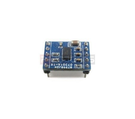 MMA7361L three-axis analog accelerometer