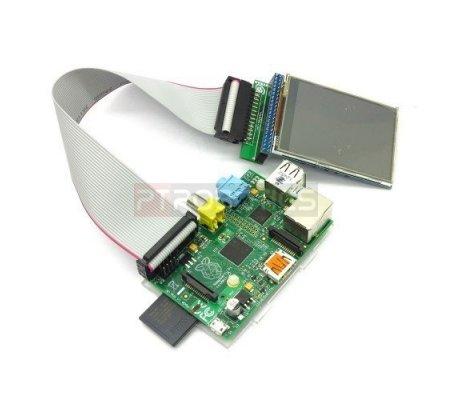 Raspberry PI LCD Adapter Kit | LCD Raspberry Pi |