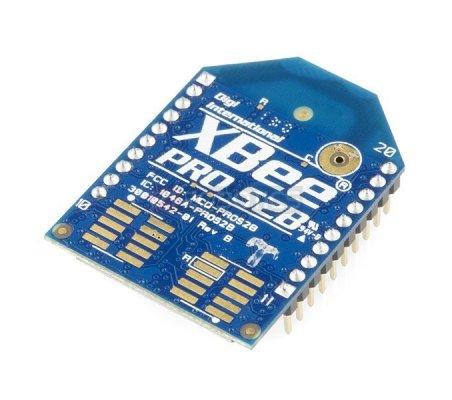 XBee Pro 63mW PCB Antenna - Series 2 - XBP24BZ7PIT-004   Zigbee  