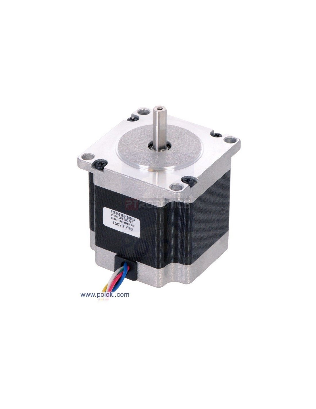 Stepper motor unipolar bipolar 200steps 7 4v 1a 125oz in for Unipolar and bipolar stepper motor