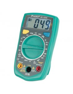 Proskit MT-1233D 3-1/2 Digital Multimeter
