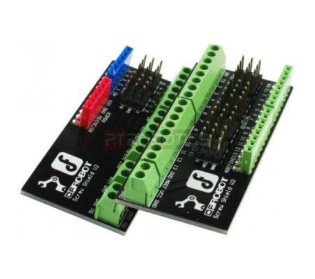 Screw Shield V2 For Arduino   Arduino Proto   Screw  