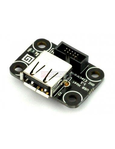 USB Host Module .Net Gadgeteer GM-270
