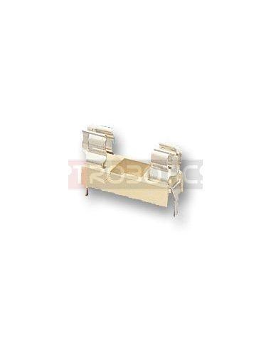 Porta Fusível   Fuse Holder PCB 20mm