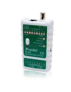 Proskit MT-7058 Mini Lan Cable Tester