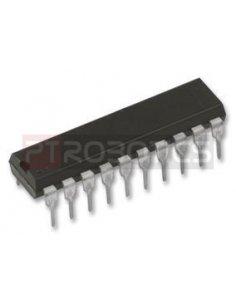 CD4053 - Triple 2-Channel Analog Multiplexer-Demultiplexer