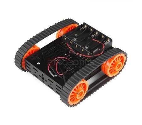 Multi-Chassis - Tank Version   Chassi de Robo  