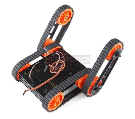 Multi-Chassis - Rescue Platform | Chassi de Robo |