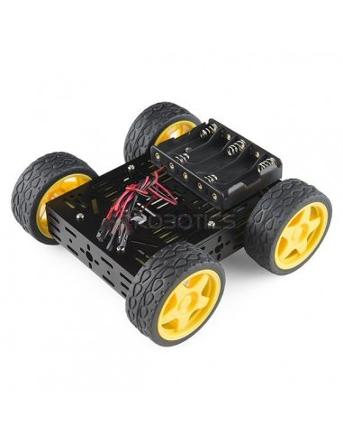 Multi-Chassis - 4WD Kit Basic