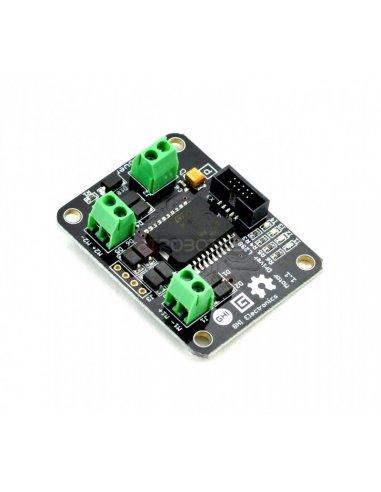 Motor Driver L298 Module - .net Gadgeteer GM-315 | GHI FEZ Gadgeteering .Net |