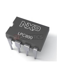 LPC810 32BIT ARM CORTEX M0+ 30Mhz 8Pin