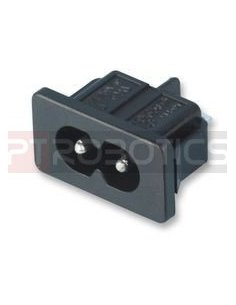 IEC Male Power Socket 250V 2.5A