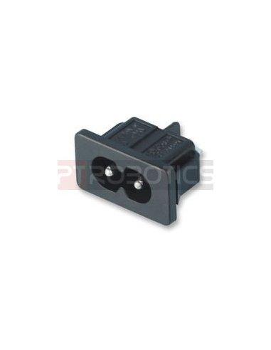IEC Male Power Socket 250V 2.5A