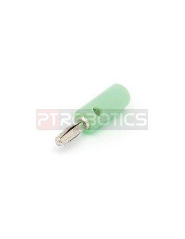4mm Test Plug Green