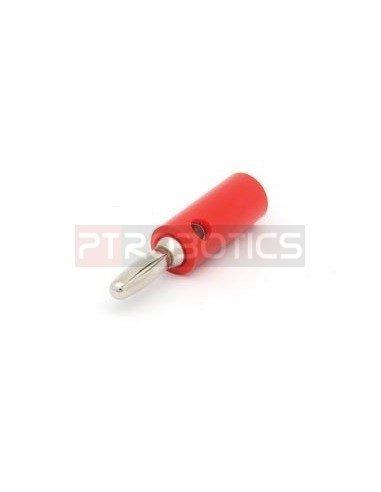 4mm Test Plug Red | Teste e Medida |