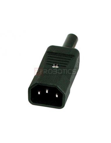 IEC Male Power Plug 250V 10A