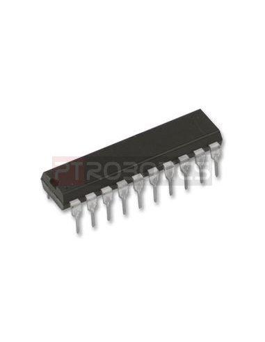 CD4051 - Single 8-Channel Analog Multiplexer-Demultiplexer