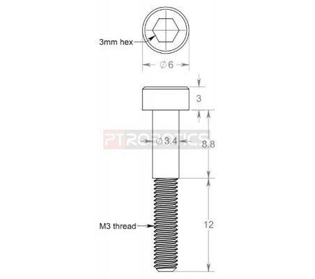 Pololu 42x19mm Idler Wheel/Sprocket Pair - Black | Rodas para Robôs |