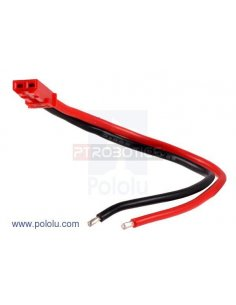 JST RCY Plug with 10cm Leads - Female