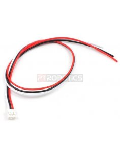 3-Pin Female JST PH-Style Cable for Sharp Distance Sensors - 30cm